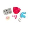 Кондитер, мини-набор аксессуаров, серия Веселая игра. Barbie. Mattel, Кондитер, CFB50-1