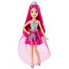 Кортни, серия Рок-принцесса, мини-кукла. Barbie. Mattel, Кортни, CKB72-1