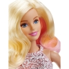 Кукла Барби, Розовая изысканность, блондинка в розовом платье, Barbie, Matell, блондинка в узком платье, DGY69-1