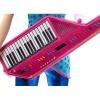 Кукла Звезда сцены с синтезатором, серия Рок-принцесса. Barbie. Matell, с синтезатором, CKB60-2
