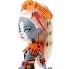 Кукла Мяулодия, Meowlody, серия Монстрические каникулы, Monster High, Meowlody, DKX94-3