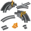 Опасный путь - дополнительные пути к железной дороге TrackMaster, Thomas & Friends, Fisher-Price, Опасный путь, BMK81-2