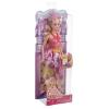 Принцесса Барби в розовом платье, серия Миксуй и комбинируй, Barbie, Mattel, Розовое платье, CFF24-1