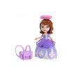 Принцесса София, мини-кукла в сиреневом платье, Sofia the First, Disney Princess, Mattel, сиреневое платье, CJP98-2
