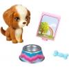Щенок, мини-набор аксессуаров, серия Веселая игра. Barbie. Mattel, Щенок, CFB50-4