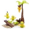 Конструктор Банановый остров, Mega Bloks, CNN55