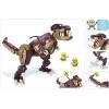 Конструктор Верхом на динозавре, Mega Bloks, CPC51