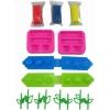 Цветочная фантазия, набор для лепки, Plastelino, NOR2830