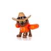 Зума-ковбой с механической функцией, Щенячий патруль, мини-фигурка, Spin Master, Ковбой Зума, SM16655-3