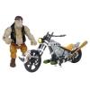 Мотоцикл и эксклюзивная фигурка Рокстеди, TMNT Movie 2, 89303