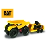 Мини-трейлер Самосвал и прицеп с погрузчиком 28 см, САТ, Toy State, 34762