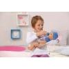 Baby born Очаровательный малыш, интерактивный пупс 43 см, с чипом и аксессуарами. Zapf, 819203