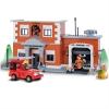Конструктор COBI Большая пожарная станция, 425 деталей (COBI-1475)