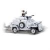 Конструктор COBI Бронированная машина SD KFZ-222, 220 деталей (COBI-2366)
