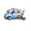 Конструктор COBI Бронированная полицейская машина, 200 деталей (COBI-1568)