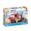 Конструктор COBI Пожарная насосная машина, 200 деталей (COBI-1468)