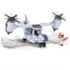 Конструктор COBI Самолет вертикального взлета, 250 деталей (COBI-2360)