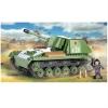Конструктор COBI Самоходно-артилерийская установка СУ-76, 365 деталей (COBI-2458)