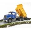 Игрушка - Самосвал Mack Granite, 53 см, 1:16, Bruder 2815