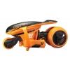 """Мотоцикл на р/у Cyklone 360 оранжевый (функция """"полицейский разворот"""", свет), Maisto 82066 orange"""