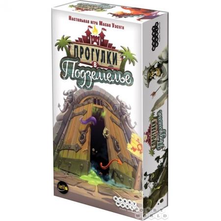Прогулки в Подземелье - Настольная карточная игра (1598)
