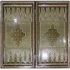 Восточные нарды Мозаика хатам с росписью (Иран) 50 x 50 см, TYPE-A