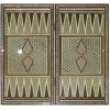 Восточные нарды Мозаика хатам (Иран) 50 x 50 см, TYPE-F