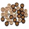 Восточные нарды Мозаика хатам с росписью (Иран) 50 x 50 см, TYPE-OK-C