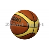Мяч баскетбольный PU №7 MOLTEN BGF7 (PU, бутил, оранжевый)
