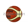 Мяч баскетбольный PU №7 MOLTEN BGG7 (PU, бутил, оранжевый)