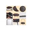 Фитнес-батут с ручкой складной круглый FI-4409 (металл,нейлон,крепл. пружины,d-101см(40in))