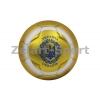 Мяч футбольный №2 Сувенирный Сшит машинным способом FB-4096-U2 (№2, PVC матовый)
