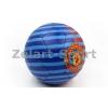 Мяч футбольный №5 PU ламин. Сшит машинным способом FB-2302-MAN MANCHESTER (№5, 5сл.)
