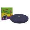 Диск здоровья массажный с магнитами d-29см FI-4589 (пластик, толщина-2,5см)