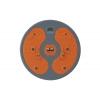 Диск здоровья массажный с магнитами и со счетчиком d-27см BODY SCULPTURE BB-956-B (пластик,толщ-3см)