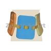 Пояс для аквааэробики и плавания PL-4336 (EVA, l-110 см, 4шт-21см x16см x 2см)