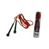 Скакалка с PVC жгутом PS P-431L (l-2,86м, d-5мм, цвета в ассортименте)