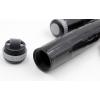 Скакалка с PVC жгутом и местом под утяжелитель PS FI-4030-P (l-2,7м, d-5мм)