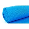 Коврик для фитнеса Yoga mat PVC 3мм с фиксирующей резинкой YG-2773(B) (1,73м x 0,61м x 3мм, синий)