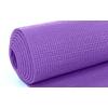 Коврик для фитнеса Yoga mat PVC 3мм с фиксирующей резинкой YG-2773(V) (1,73м x 0,61м x 3мм, фиолет)