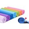 Коврик для фитнеса Yoga mat PVC 4мм FI-4986-3 (1,73м x 0,61м x 4мм, цвет в ассорт)