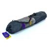 Коврик для фитнеса Yoga mat PVC 4мм с чехлом YG-2774-2(V) (1,73м x 0,61м x 4мм, PL, фиолетовый)