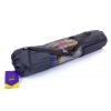 Коврик для фитнеса Yoga mat PVC 5мм с чехлом YG-2775-2(B) (1,73м x 0,61м x 5мм, PL, синий)