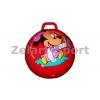 Мяч попрыгун с рожками DISNEY BA-8022-45 (d-45см, резина, цветной)