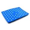 Коврик ортопедический массажный EVA (1шт) ZD-5083 (EVA, пластик, р-р 40см x 29см, голубой)