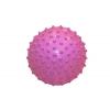 Мяч массажный для фитнеса 18см BA-3401 (резинa, 80гр, фиолетовый, синий, розовый)