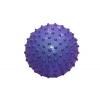 Мяч массажный для фитнеса 23см BA-3402 (резина, 150гр, фиолетовый, синий, розовый)