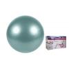 Мяч для фитнеса (фитбол) SOLEX гладкий глянцевый 55см BB-001-22 (PVC,1120г, цвета в ассор,ABS-сист)