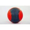 Мяч медицинский (медбол) FI-5121-8 8кг (резина, d-28,5см, красный-черный)