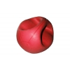 Мяч медицинский (медбол) с двумя рукоятками MB6320P-7 7кг (верх-PVC, наполн-песок, d-20см, крас,чер)